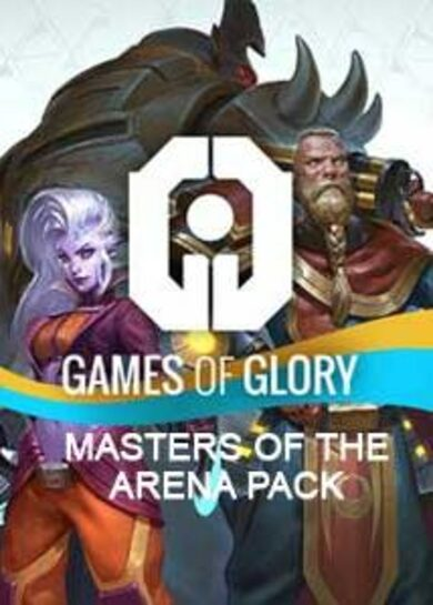Games of Glory - Masters of the Arena Pack (DLC) Steam Key EUROPE