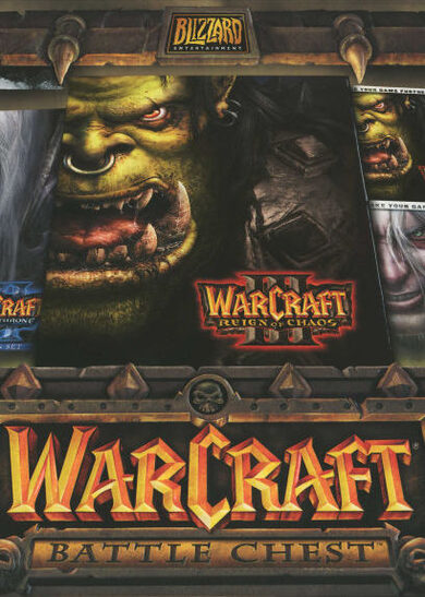 WarCraft 3 Battle Chest Battle.net Key EUROPE
