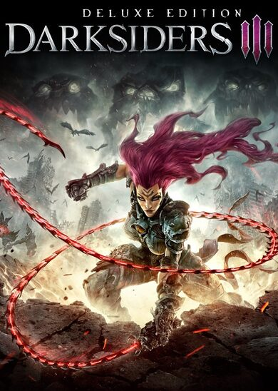 Darksiders III (Deluxe Edition) Steam Key GLOBAL фото