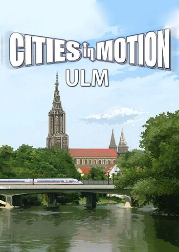 Cities in Motion - Ulm (DLC) Steam Key GLOBAL