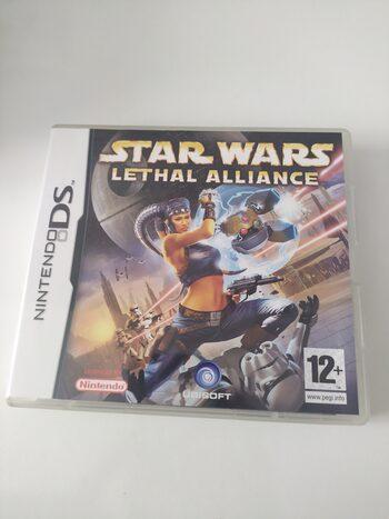 Star Wars: Lethal Alliance Nintendo DS