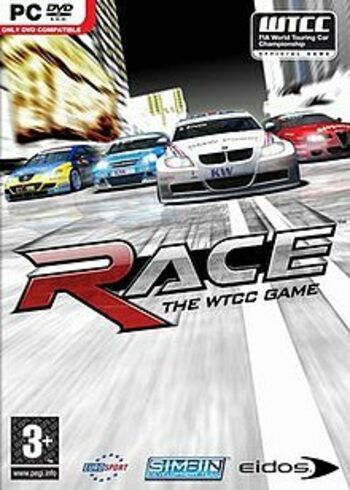 Race: The WTCC Game + Caterham Expansion (DLC) Steam Key GLOBAL