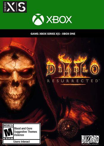Diablo II: Resurrected XBOX LIVE Key GLOBAL