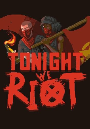 Tonight We Riot Steam Key GLOBAL