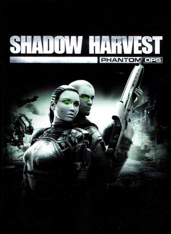 Shadow Harvest: Phantom Ops Steam Key GLOBAL