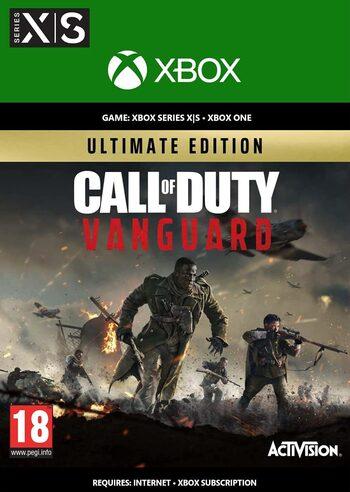 Call of Duty: Vanguard - Ultimate Edition XBOX LIVE Key GLOBAL