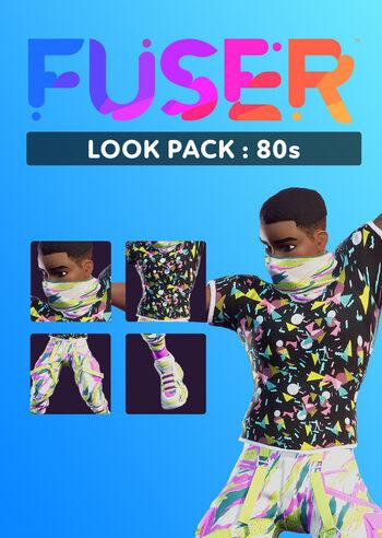 FUSER - Look Pack: 80s (DLC) Steam Key GLOBAL