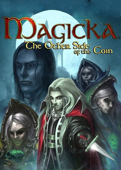 Magicka - The Other Side of the Coin (DLC) Steam Key GLOBAL