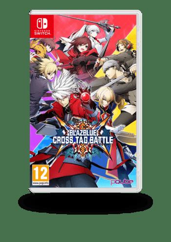 BlazBlue: Cross Tag Battle Nintendo Switch
