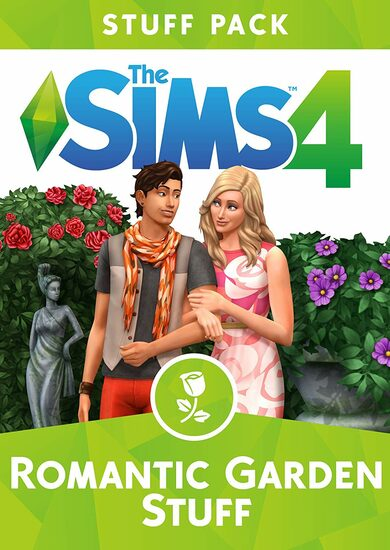 The Sims 4: Romantic Garden Stuff (DLC) Origin Key GLOBAL