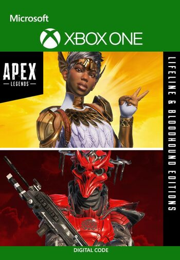 Apex Legends - Lifeline and Bloodhound Double Pack (DLC) XBOX LIVE Key ARGENTINA