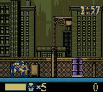 Get X-Men: Wolverine's Rage Game Boy Color