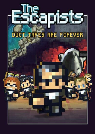 The Escapists - Duct Tapes are Forever (DLC) Steam Key EUROPE