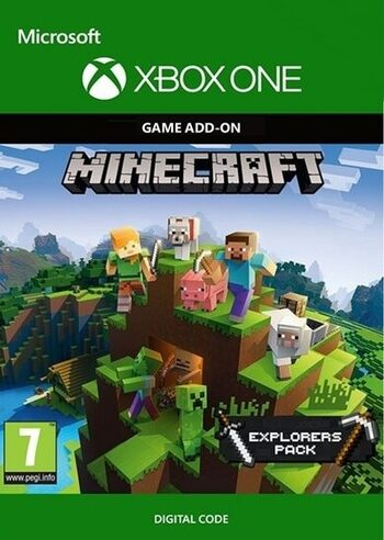 Minecraft: Explorers Pack (DLC) XBOX LIVE Key UNITED STATES