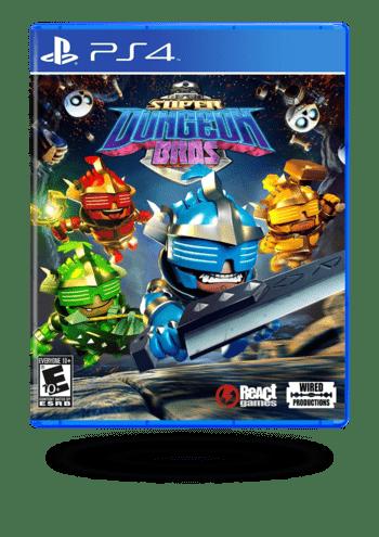 Super Dungeon Bros PlayStation 4