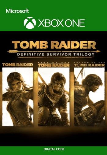 Tomb Raider: Definitive Survivor Trilogy XBOX LIVE Key UNITED STATES