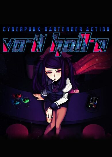 VA-11 Hall-A: Cyberpunk Bartender Action Steam Key GLOBAL