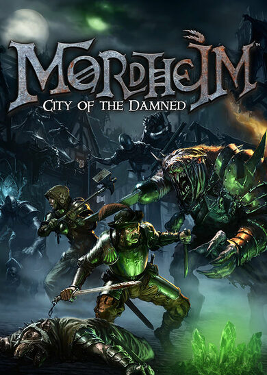 Mordheim: City of the Damned Steam Key GLOBAL