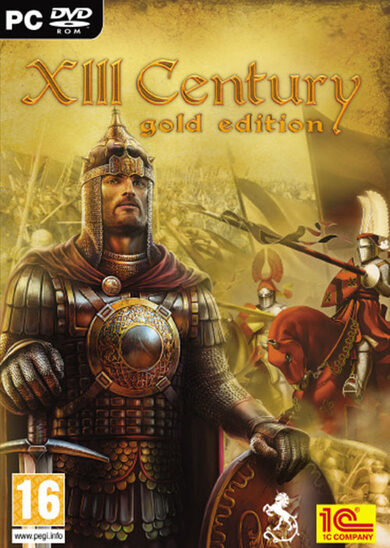 XIII Century: Gold Edition Steam Key GLOBAL