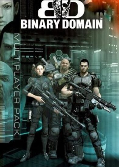 Binary Domain: Multiplayer Pack (DLC) Steam Key GLOBAL