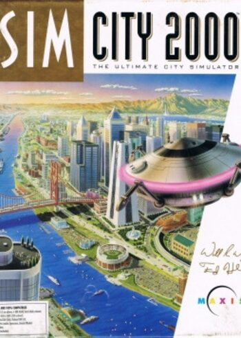 SimCity 2000 Special Edition GOG.com Key GLOBAL