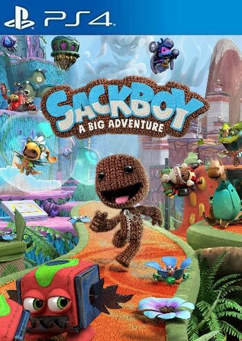 Sackboy: A Big Adventure (PS4) PSN Key UNITED STATES