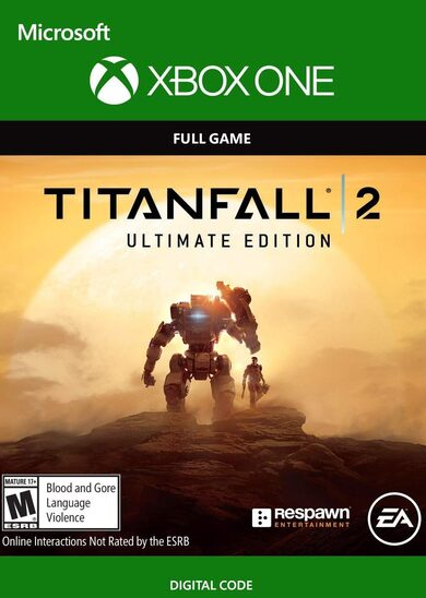 Titanfall 2 (Ultimate Edition) (Xbox One) Xbox Live Key UNITED STATES