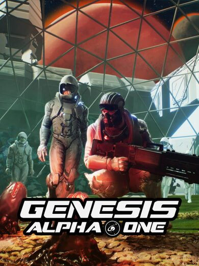 Genesis Alpha One Deluxe Edition Steam Key GLOBAL