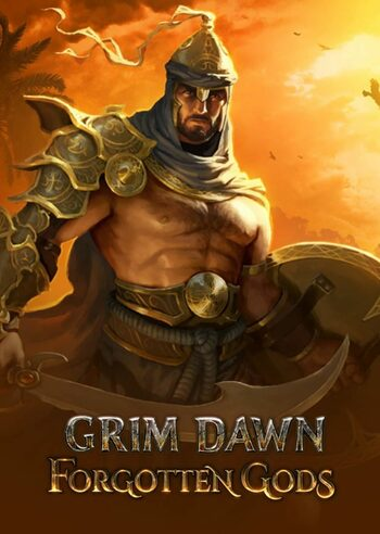 Grim Dawn - Forgotten Gods Expansion (DLC) Gog.com Key GLOBAL