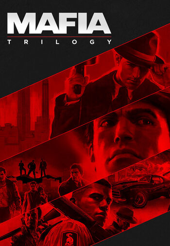 Mafia: Trilogy Steam Key EUROPE