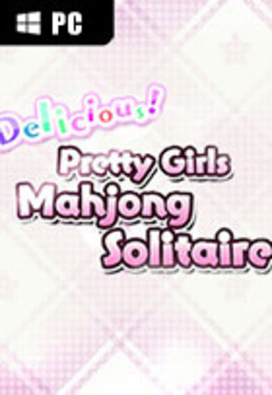 Delicious! Pretty Girls Mahjong Solitaire Steam Key GLOBAL