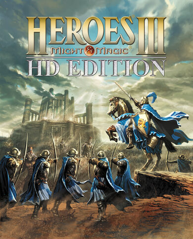 Might & Magic: Heroes III (HD Edition) Steam Key GLOBAL фото