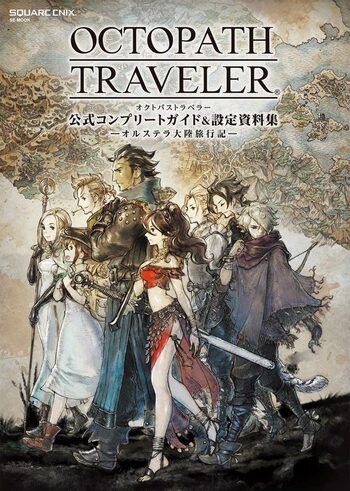 Octopath Traveler Clave Steam GLOBAL