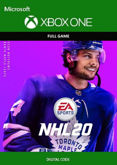 NHL 20 (Standard Edition) (Xbox One) Xbox Live Key GLOBAL