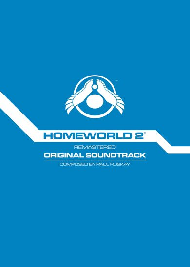 Homeworld 2 Remastered Soundtrack Steam Key GLOBAL