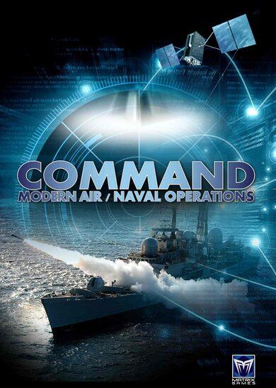 Command: Modern Air / Naval Operations WOTY Steam Key GLOBAL