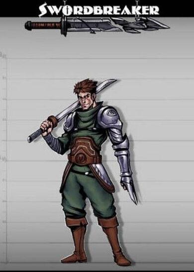 Swordbreaker The Game Steam Key GLOBAL