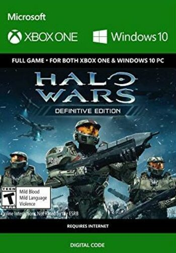 Halo Wars - Definitive Edition (PC/Xbox One) Xbox Live Key UNITED STATES