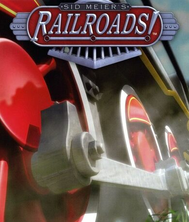 Sid Meier's Railroads Steam Key GLOBAL фото