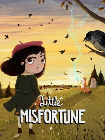 Little Misfortune Steam Key GLOBAL