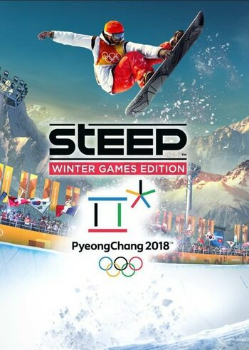 Steep: Winter Games Edition Uplay Key EUROPE