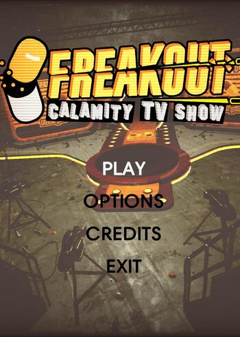 Freakout: Calamity TV Show Steam Key GLOBAL