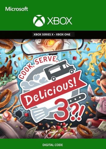 Cook, Serve, Delicious! 3?! XBOX LIVE Key GLOBAL