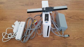 Nintendo Wii, White, 512MB