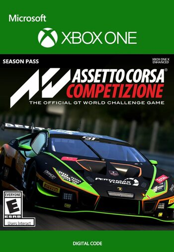Assetto Corsa Competizione Season Pass (DLC) XBOX LIVE Key EUROPE