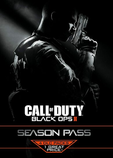 Call of Duty: Black Ops 2 - Season Pass (DLC) Steam Key GLOBAL