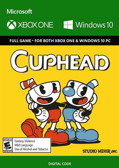 Cuphead (PC/Xbox One) Xbox Live Key GLOBAL