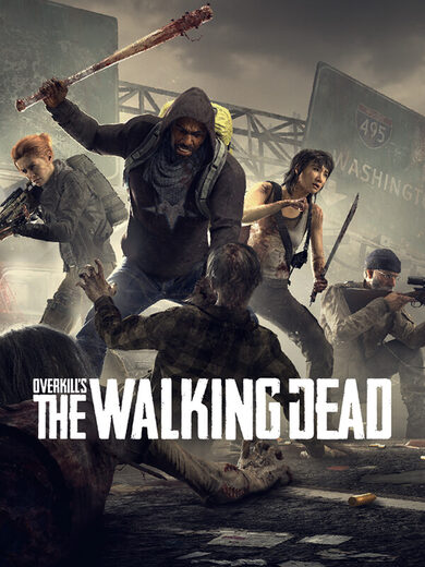 OVERKILL's The Walking Dead Steam Key GLOBAL