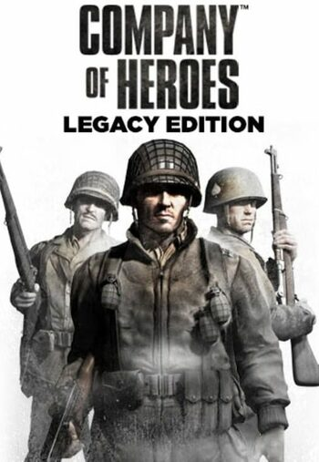 Company of Heroes - Legacy Edition Steam Key GLOBAL