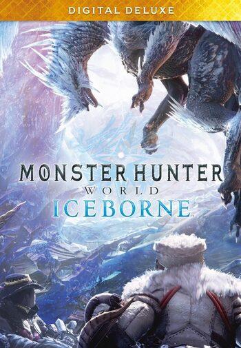 Monster Hunter World: Iceborne Digital Deluxe (DLC) Steam Key GLOBAL